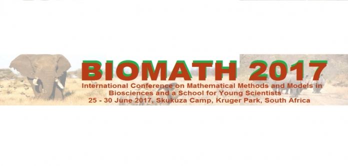 BIOMATH 2017: Mathematical Methods and Models in Biosciences and Young Scientists School