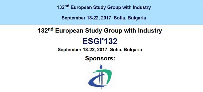 132nd European Study Group with Industry